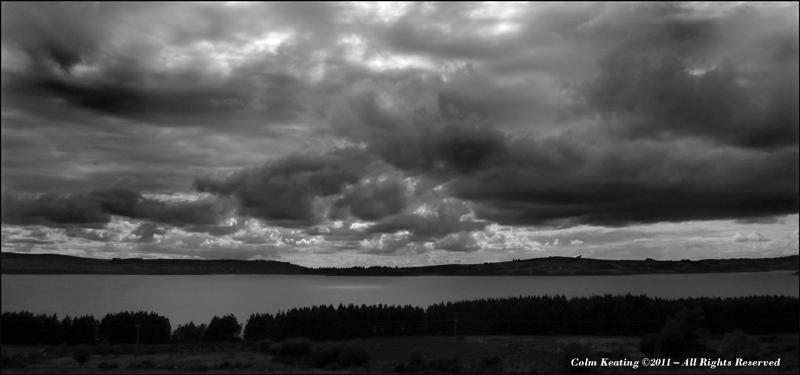 Blessington Lake.