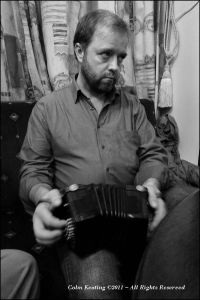 Micheál O'Raghallaigh - Concertina Player