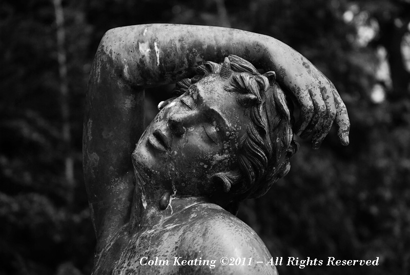 Sculpture - Powerscourt Gardens