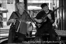 Seamus Begley and Tim Edey