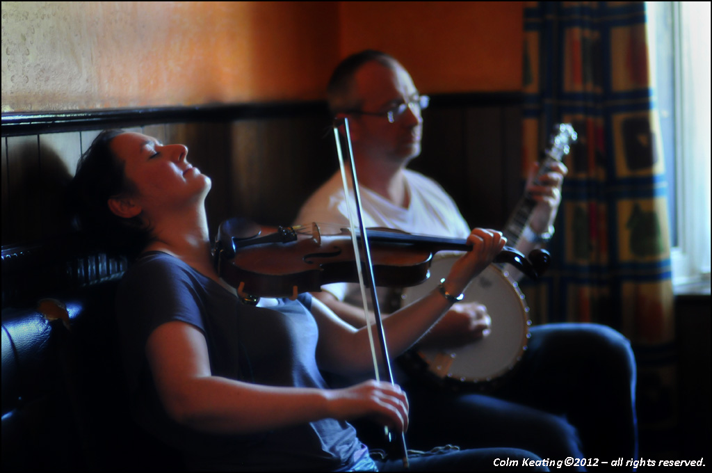 Tara Connaghan, Donegal Fiddle Player