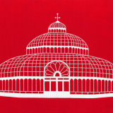 The Palm House, Liverpool (red)
