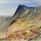 Pike O Stickle by Loft Crag