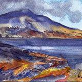 The Merrick from Loch Enoch