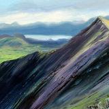Mountain Colours, Blencathra to Derwentwater