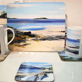 Several Kippford images feature on  Placemats, Coasters and mugs