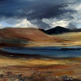 Shifting Clouds Loch Neldrichen