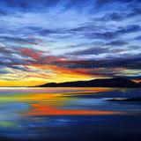 Evening Splendour across the Fleet Bay