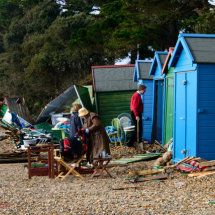 Mudeford Destruction