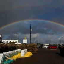 Sunday morning Rainbow