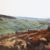 The Glen, Killaloe €550 (oil on canvas)