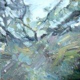 Leafy Walk €200 (oil on canvas)