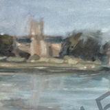 PANORAMIC Killaloe from Ballina €300 (oil on canvas)