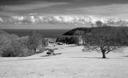 Penrice Castle, Gower