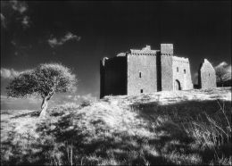 Weobley Castle. Gower