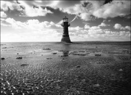 Whiteford Lighthouse. Gower