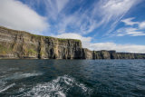Heading back to Doolin from photographing the cliffs