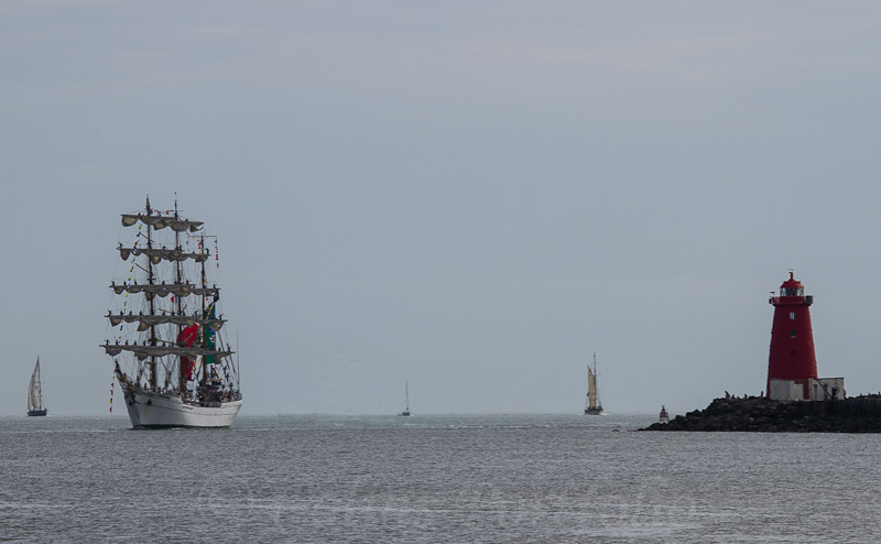Mexican Navy tall ship 'Cuauhtemoc', built 1982