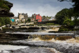 The 'falls' at Ennistymon