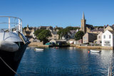 The harbour (known as Hamnavoe), looking towards Stromness