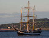 UK tall ship 'Pelican of London', built 1948