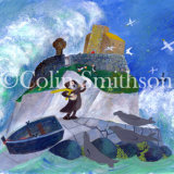 St Cuthbert Sings to the Seals