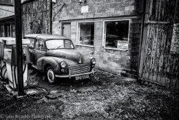 Old Car - Morland