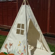Colour Me Teepee