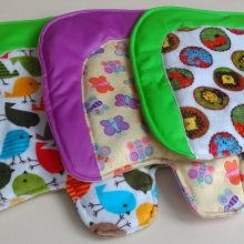 Child car seat / buggy waterproof protector mats.
