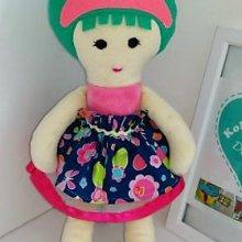 Handmade Plush doll