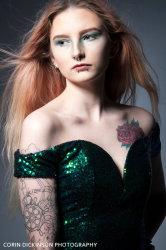Alternative Beauty Portrait
