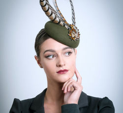 Millinery Photoshoot