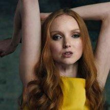Lily Cole by Anton Corbijn