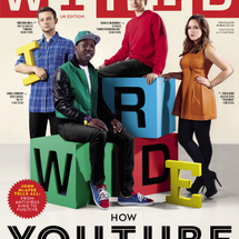 wired 'stars of YouTube'