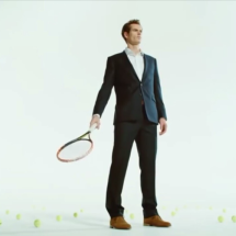 Andy Murray for Standard Life