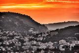 Sunrise over Nice