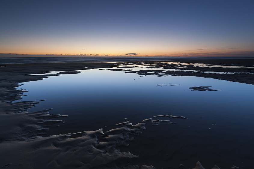 balmedie beach sunrise