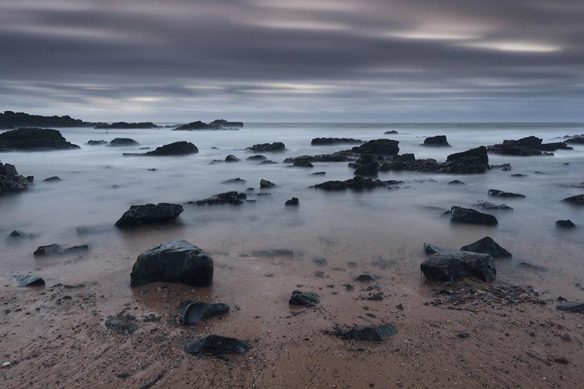 black rocks, forvie sands