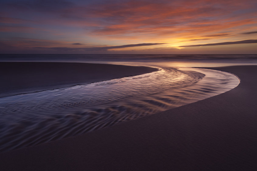 flowing to the sea, st cyrus