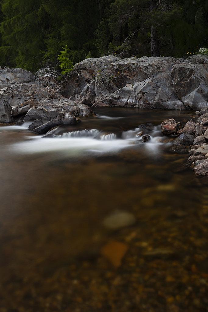 golden waters, river dee