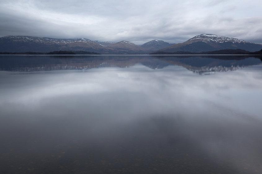 loch lomond reflections