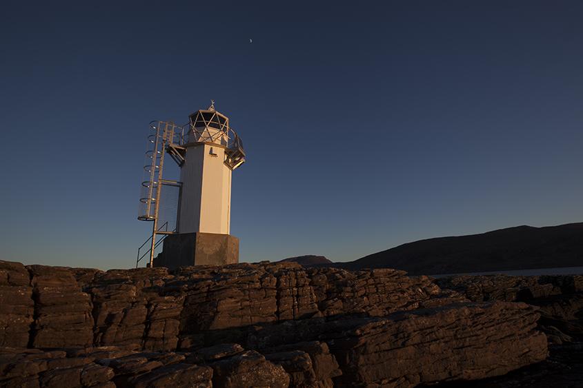 rhue lighthouse