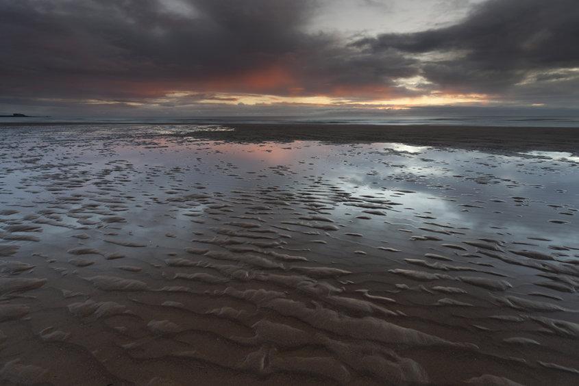 ripples, lunan bay