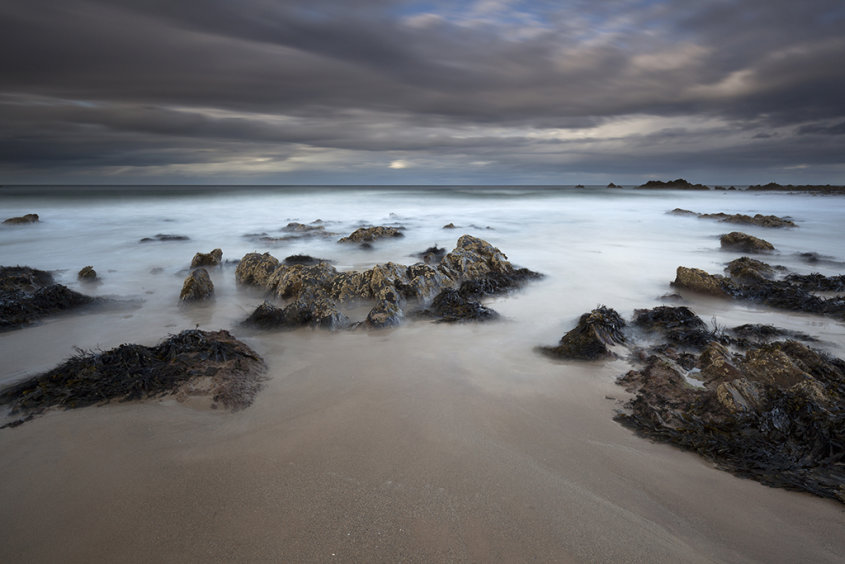 rocky shore, sunnyside beach
