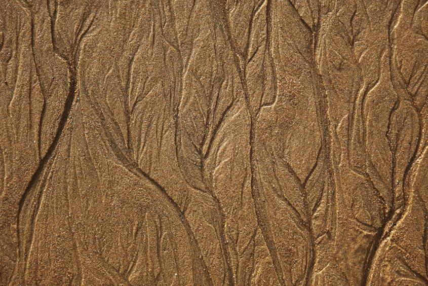 sand pattern, balmedie