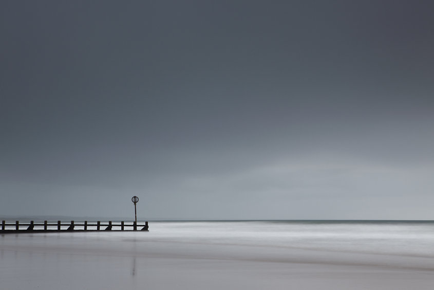 sea defences, aberdeen beach