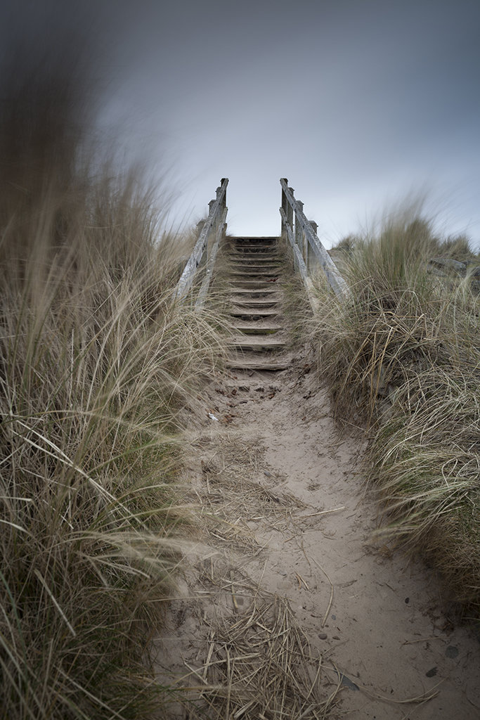 steps to the skies