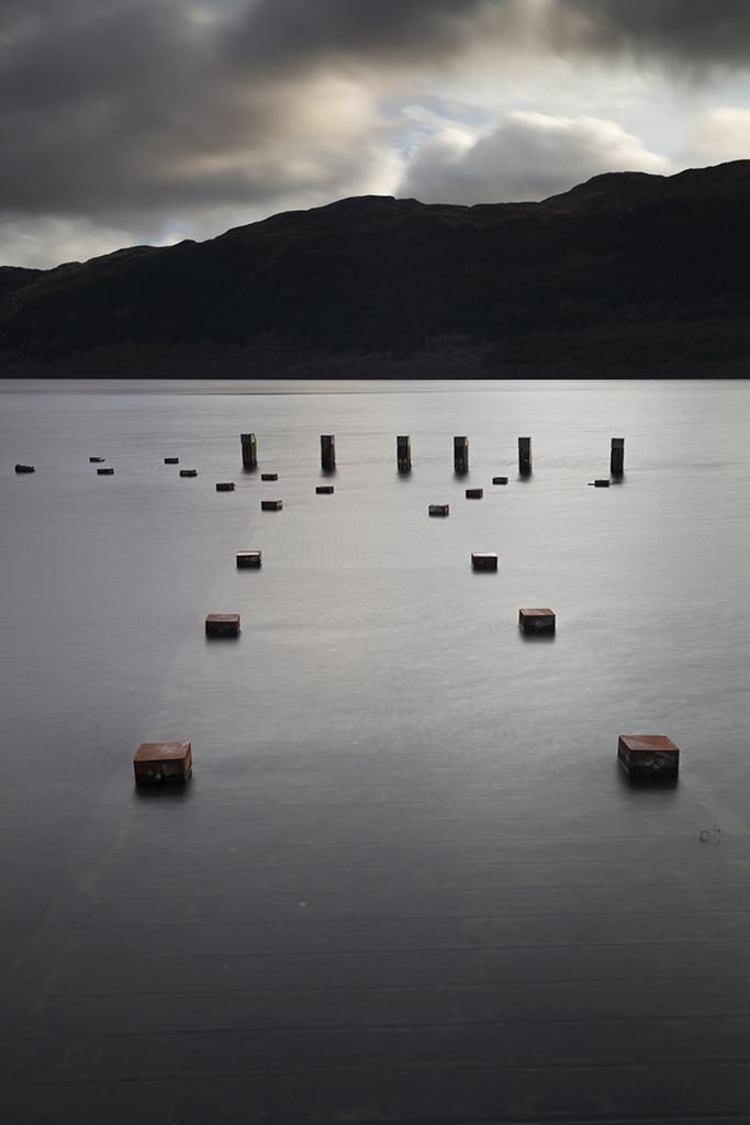 submerged jetty, tarbet