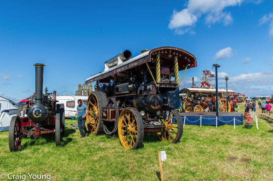 Traction Engine (1 of 1)