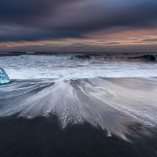 CSL042-Ice on Jokulsarlon Beach-0762